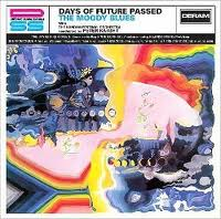 MOODY BLUES - Days Of Future Passed LP