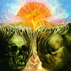 In Search Of The Lost Chord - MOODY BLUES