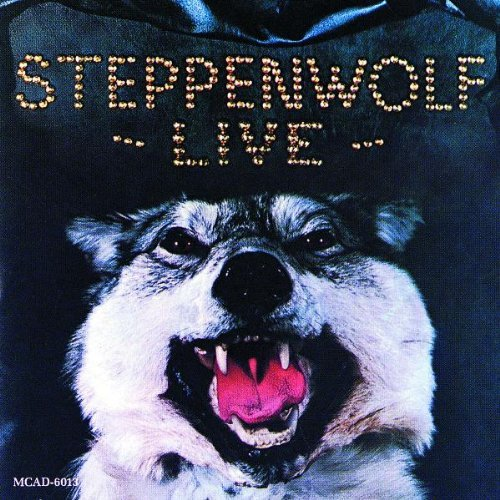 STEPPENWOLF - Live Album
