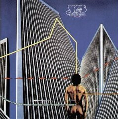 YES - Going For The One LP