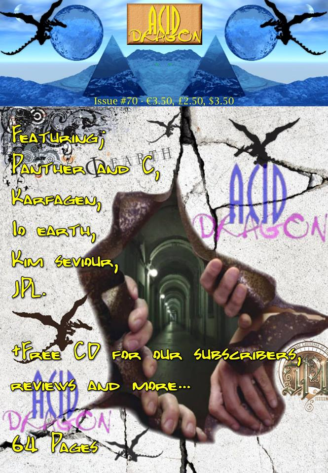 ACID DRAGON - n°70 - Magazine
