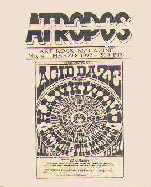 ATROPOS - n°04 - Magazine
