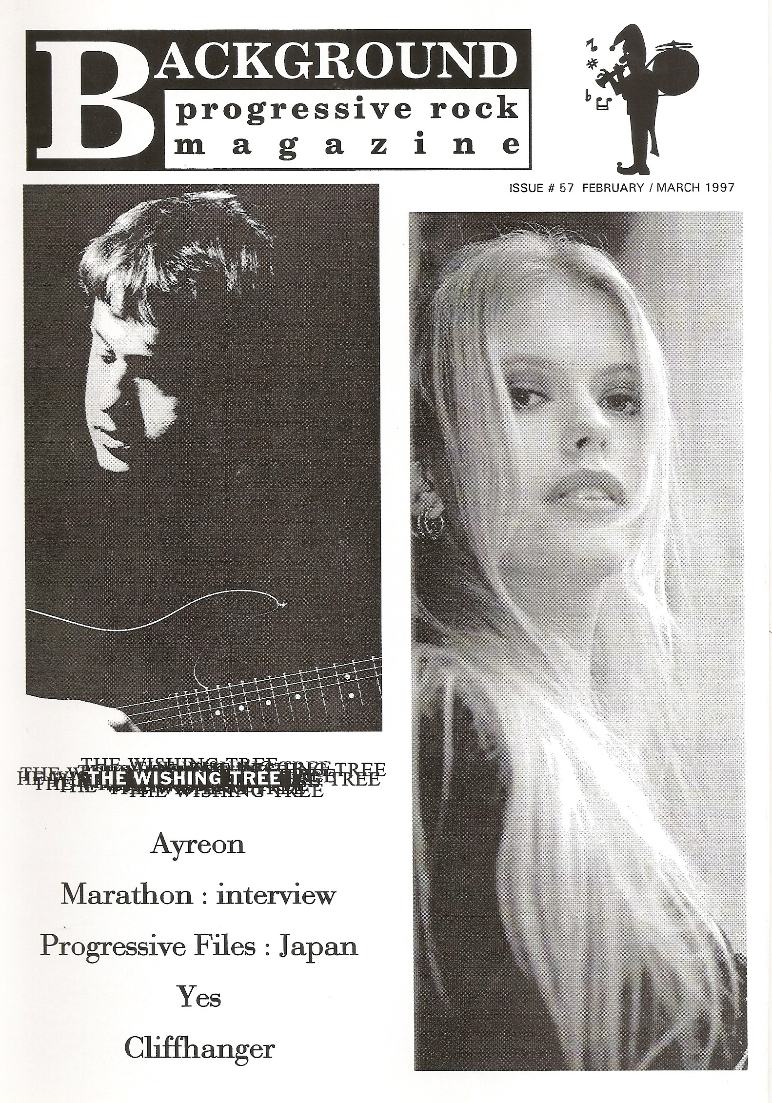 BACKGROUND MAGAZINE - n°57 - Magazine