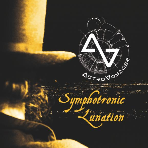 ASTROVOYAGER - Symphotronic Lunation - DVD + CD
