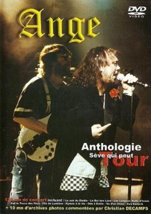 ANGE - Anthologie - Sève Qui Peut Tour - DVD