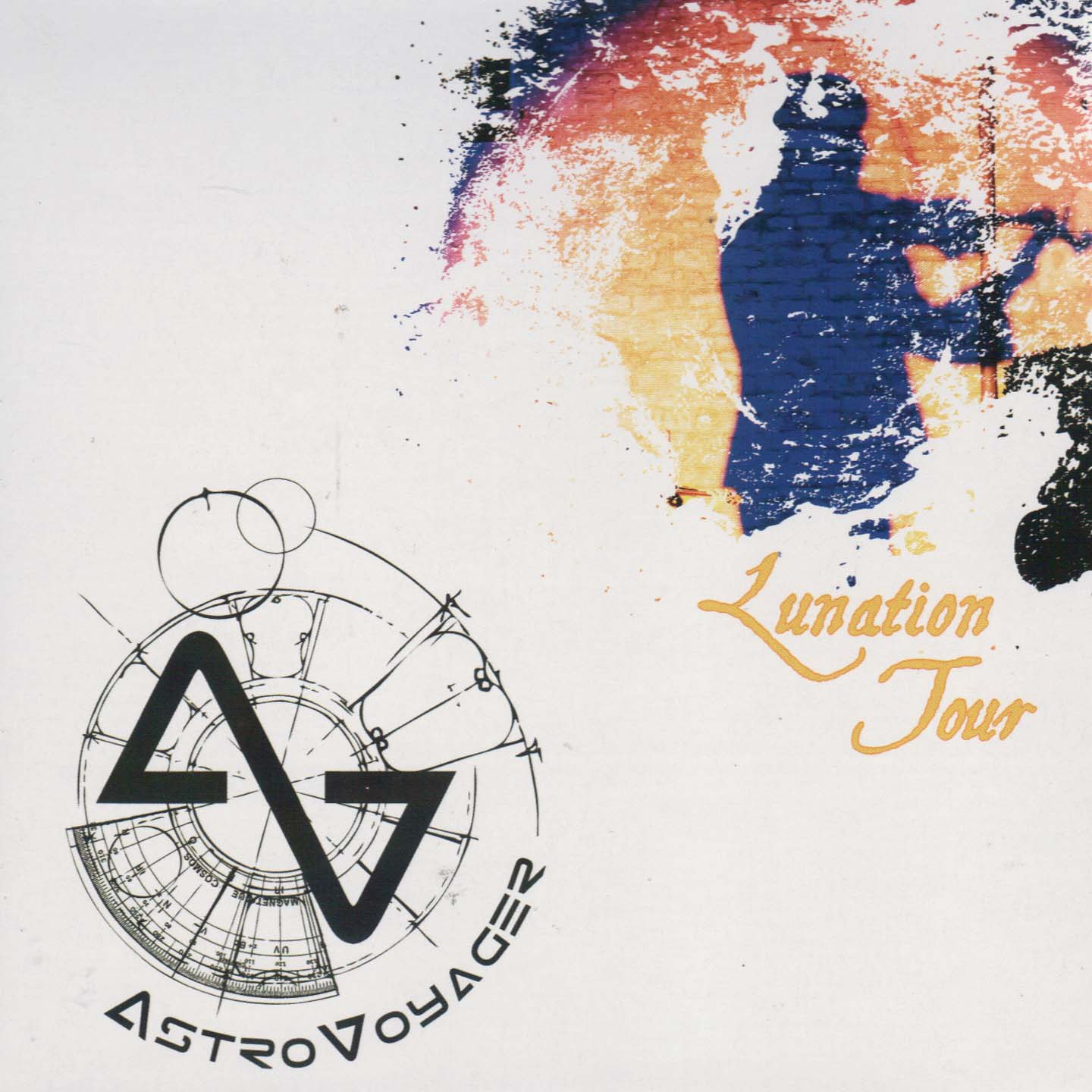 ASTROVOYAGER - Lunation Tour - DVD x 5