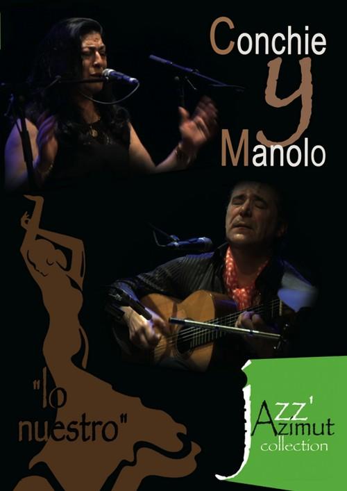 CONCHIE Y MANOLO - Lo Nuestro - DVD