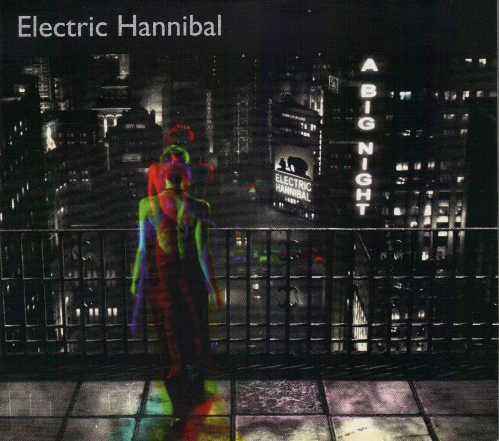 ELECTRIC HANNIBAL - A Big Night - LP