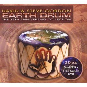 DAVID GORDON & STEVE GORDON - Earth Drum - DVD + CD