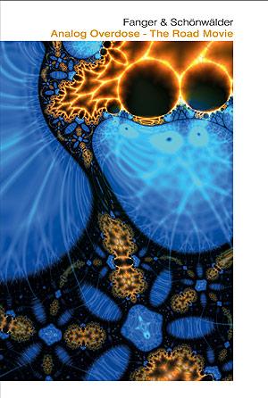 THOMAS FANGER & MARIO SCHOENWAELDER - Analog Overdose - The Road Movie - DVD