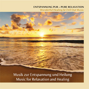VARIOUS ARTISTS - Entspannung Pur - Pure Relaxation - Wonderful Healing And Chill Out Music - CD