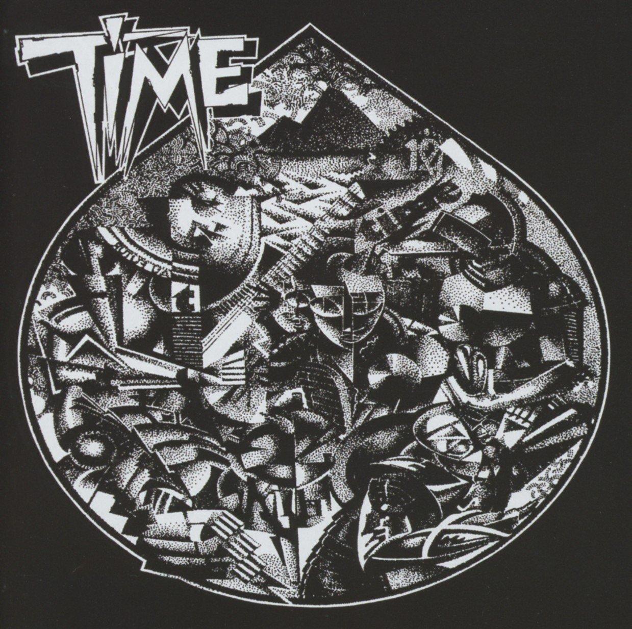 TIME - Time - CD