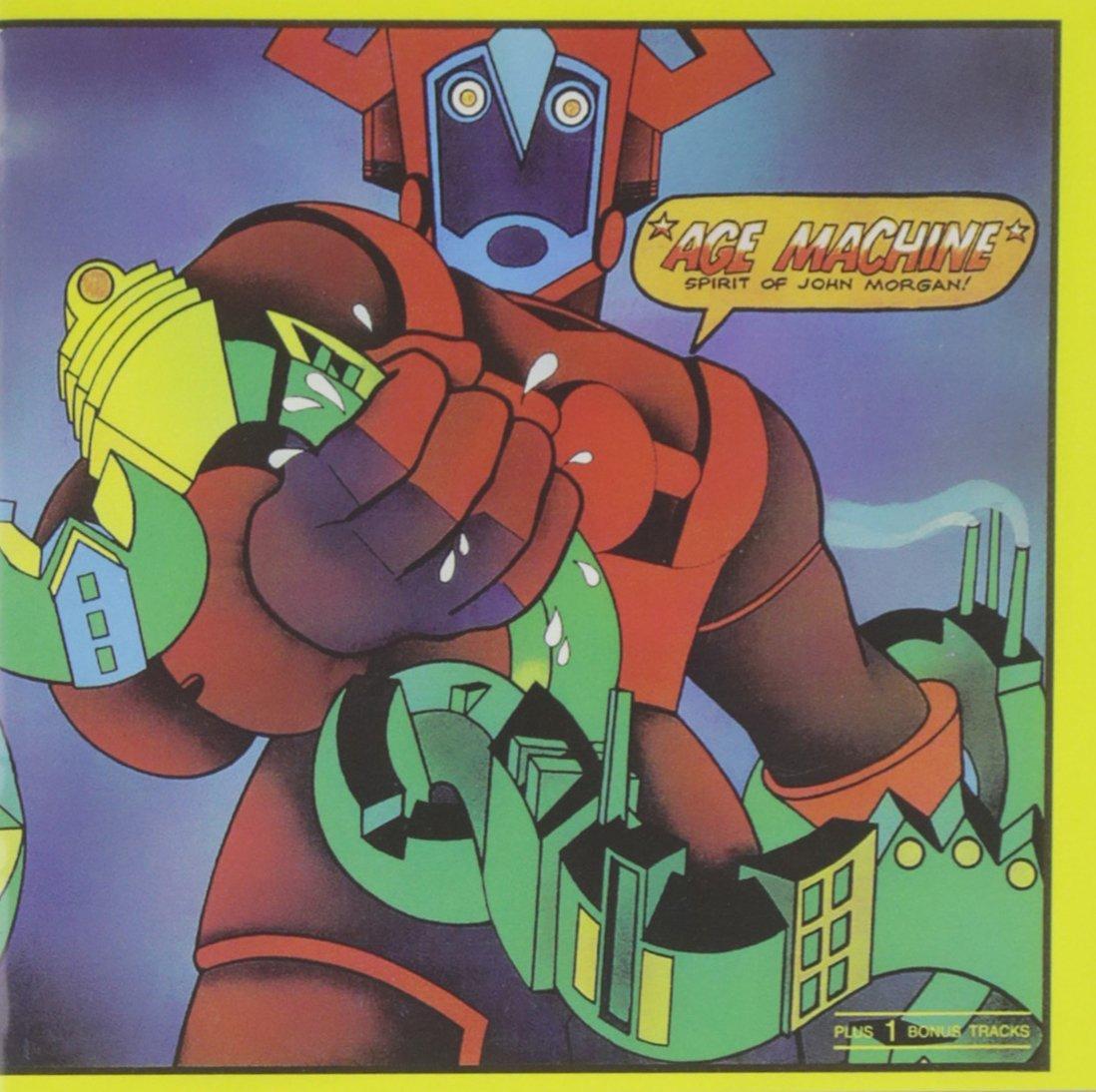 SPIRIT OF JOHN MORGAN - Age Machine - CD