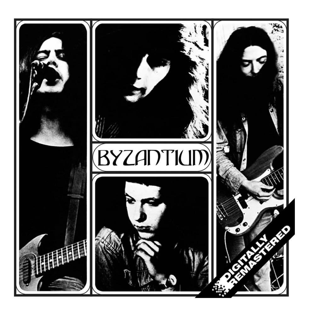 BYZANTIUM - Live And Studio - CD
