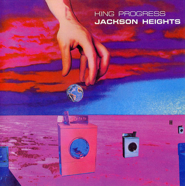 JACKSON HEIGHTS - King Progress - CD
