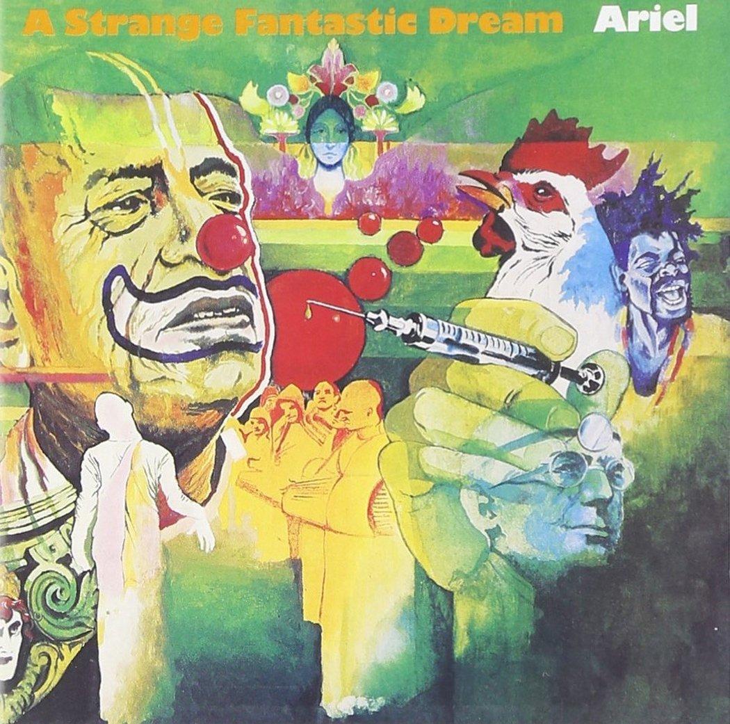 ARIEL - Strange Fantastic Dream - CD