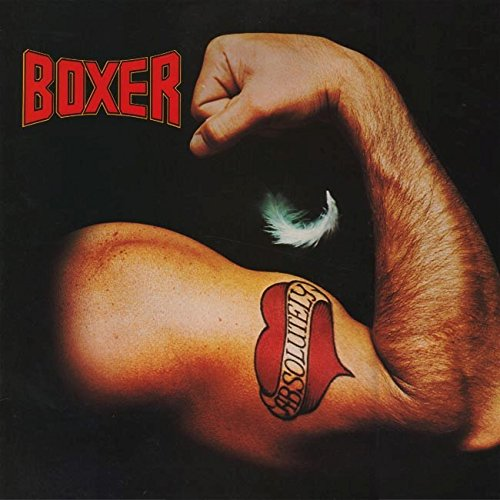 BOXER - Absolutely - LP