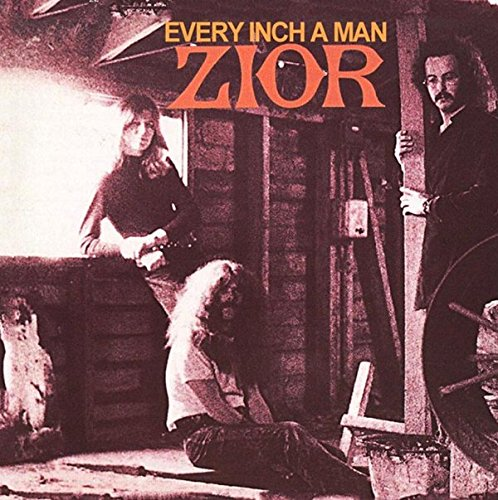 ZIOR - Every Inch A Man - CD