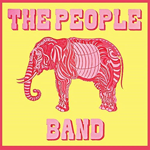 THE PEOPLE BAND - The People Band - CD