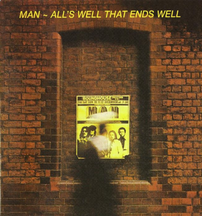 MAN - All's Well That Ends Well - CD x 3