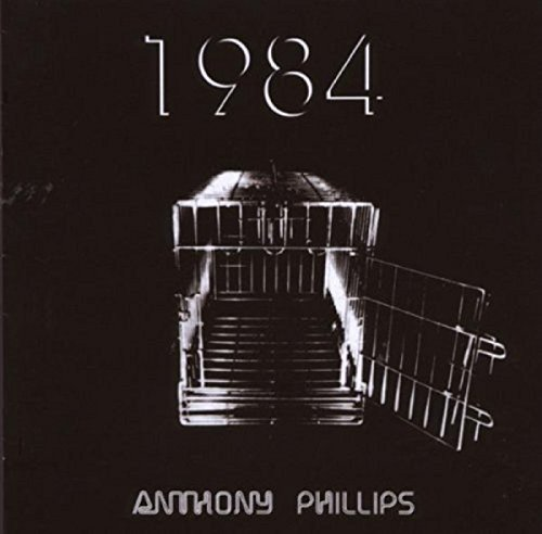 ANTHONY PHILLIPS - 1984 - The Definitive Edition - DVD + CD