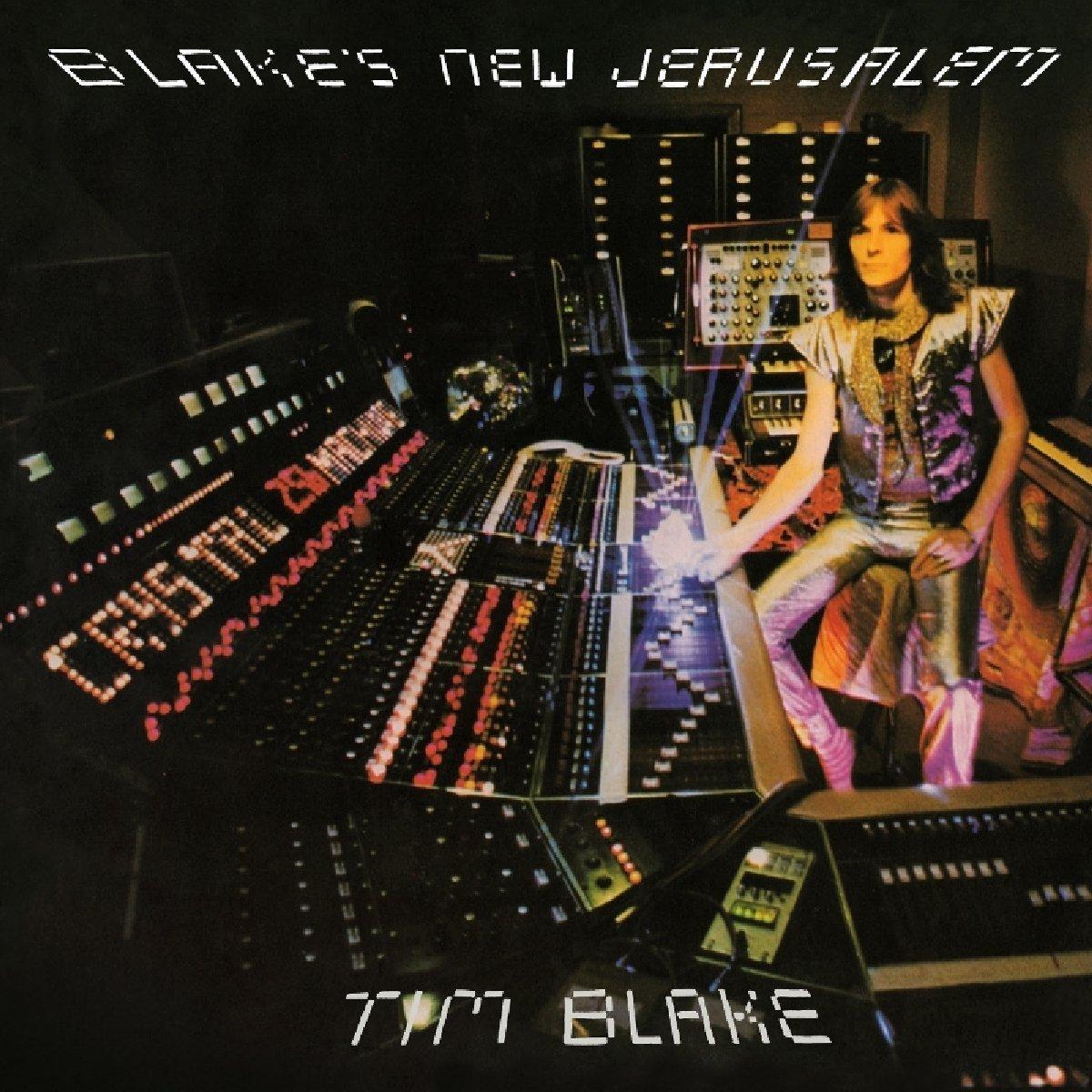 TIM BLAKE - Blake's New Jerusalem - CD