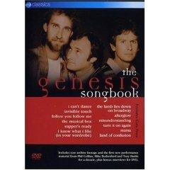 GENESIS - Songbook - DVD