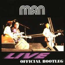 MAN - Live Official Bootleg - CD