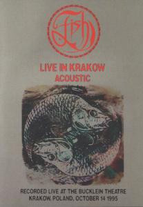 FISH - Live In Krakow Acoustic - DVD
