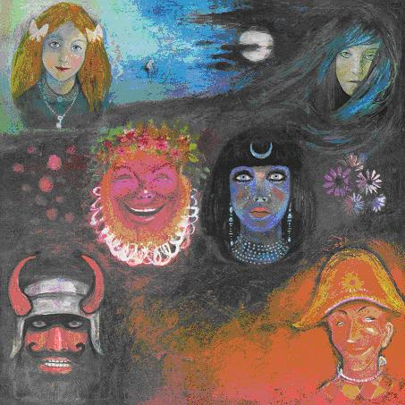 KING CRIMSON - In The Wake Of Poseidon - Fortieth Anniversary Edition - DVD + CD