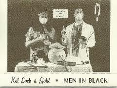 ANDY KEL LOCH & SCOTT GOLD - Men In Black - Cassette
