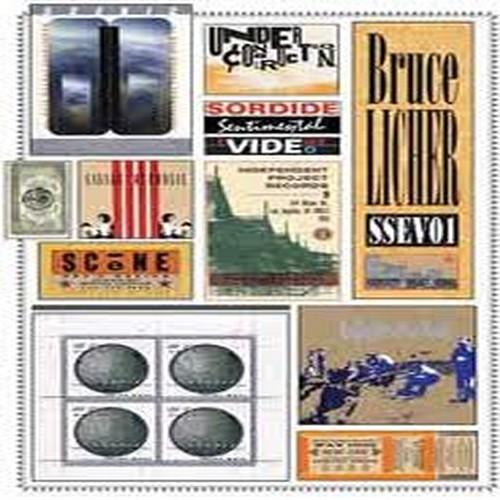 BRUCE LICHER - Filmwork 1979-1980 And Letterpress Art - DVD