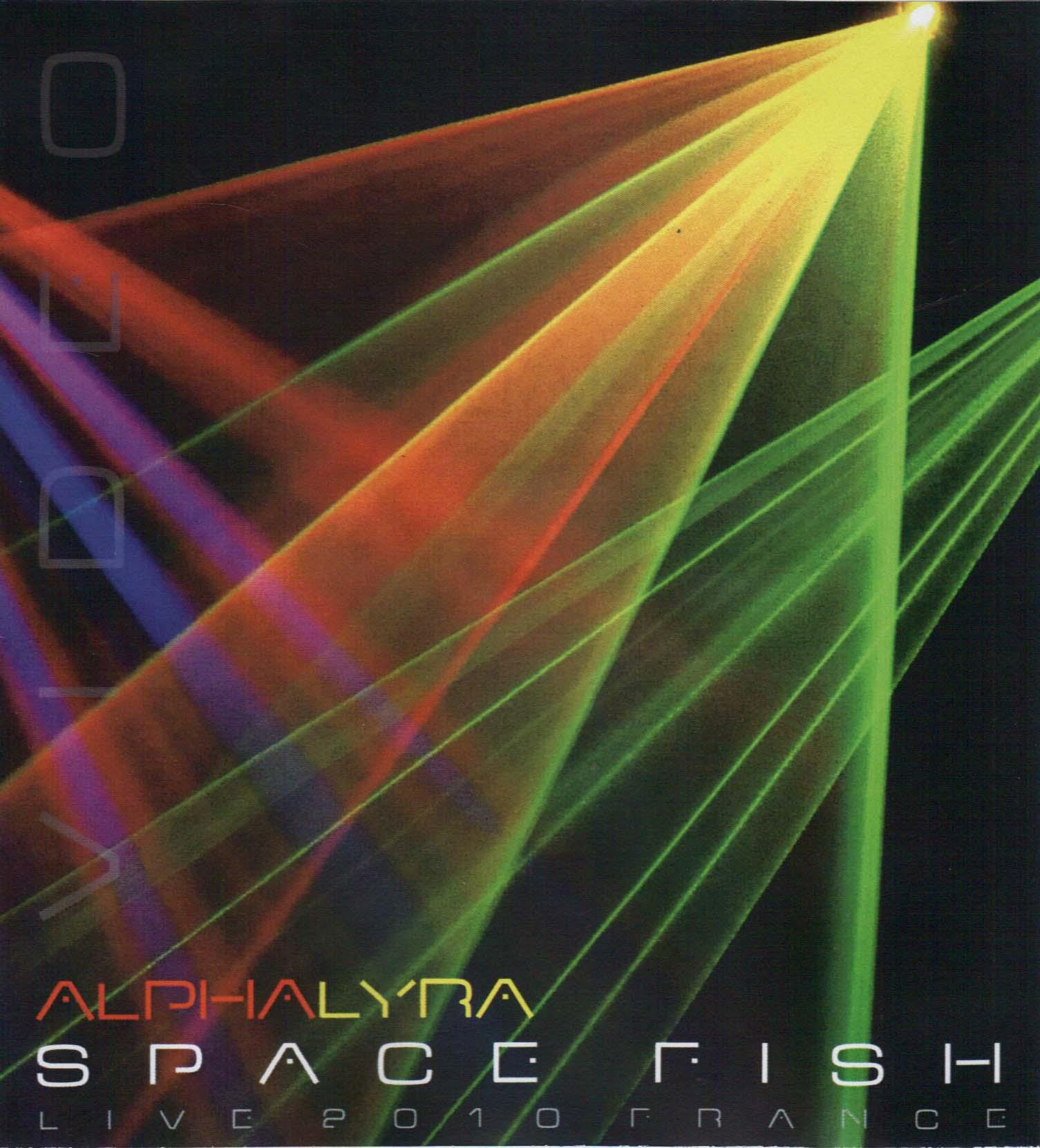 ALPHALYRA - Space Fish - DVD