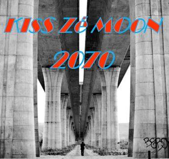 KISS ZE MOON - 2070 - CD
