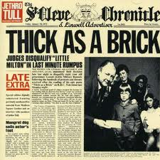 JETHRO TULL - Thick As A Brick Album