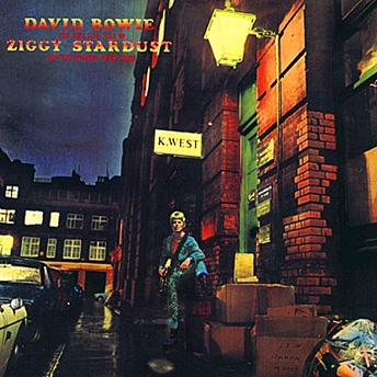 David BOWIE - The Rise And Fall Of Ziggy Stardust And The Spiders From Mars Record