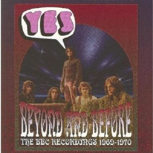 YES - Beyond And Before - The Bbc Sessions 1969-1970