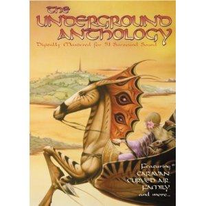 VARIOUS ARTISTS - The Underground Anthology - DVD
