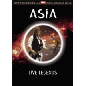 ASIA - Live Legends - DVD