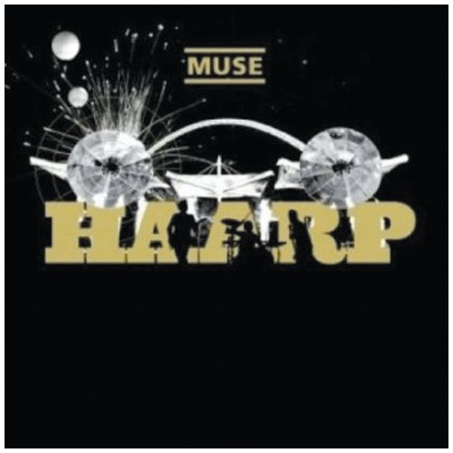 MUSE - H.A.A.R.P. - CD x 2