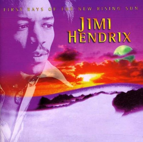 Jimi HENDRIX - First Rays Of The New Rising Sun LP