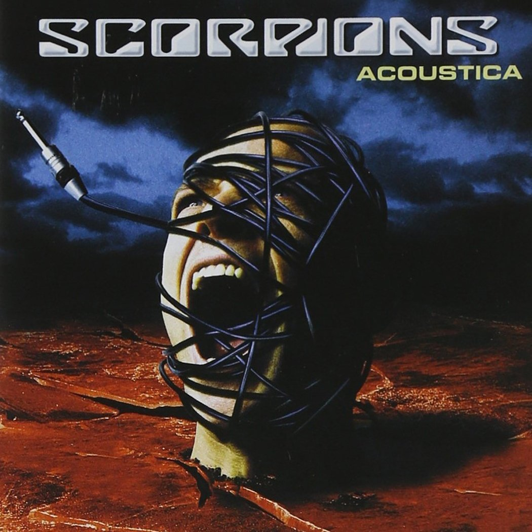 Scorpions Acoustica Records, LPs, Vinyl and CDs - MusicStack