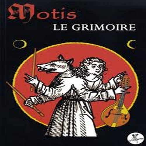 MOTIS - Le Grimoire - Livre