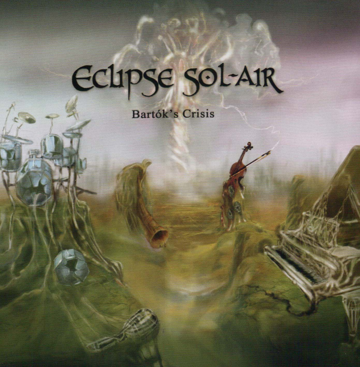Bartok's Crisis - ECLIPSE SOL-AIR